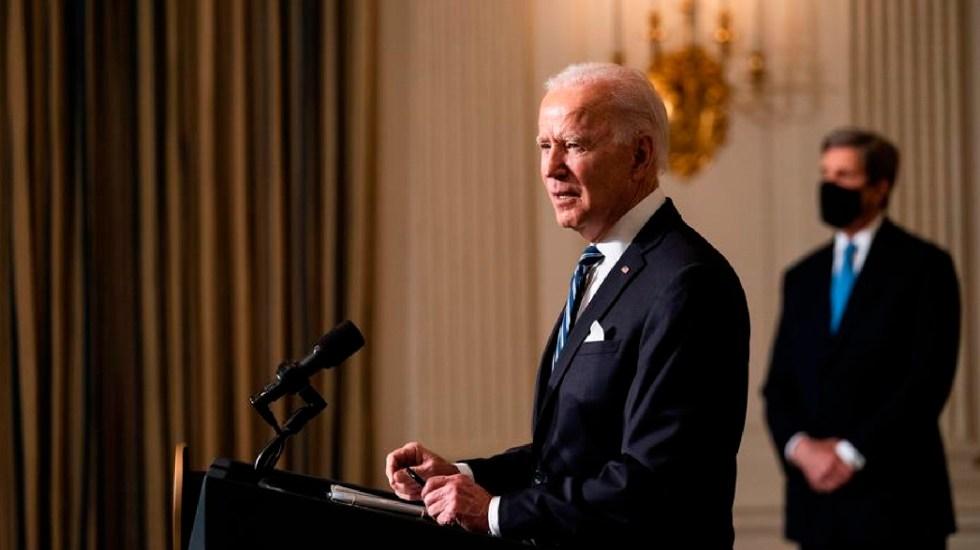 Biden suspende ventas de armas iniciadas por Trump, incluidas a Emiratos Árabes Unidos - Biden suspende ventas de armas iniciadas por Trump, incluidas a Emiratos Arabes Unidos. Foto EFE