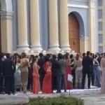 Celebran XV años y boda en Veracruz pese a pandemia