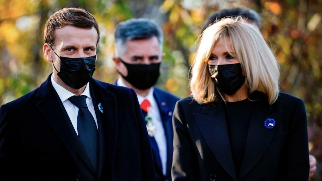 Brigitte Macron dio positivo a COVID-19 el pasado 24 de diciembre; no presentó síntomas perceptibles - Foto de EFE