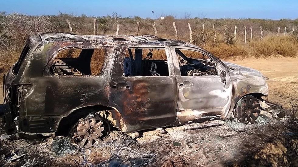 Identifican otros nueve cuerpos de la masacre en Camargo, Tamaulipas - Foto de EFE