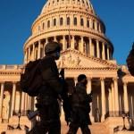 Blindada, Washington se prepara para la llegada de Biden a la Casa Blanca - Foto de EFE