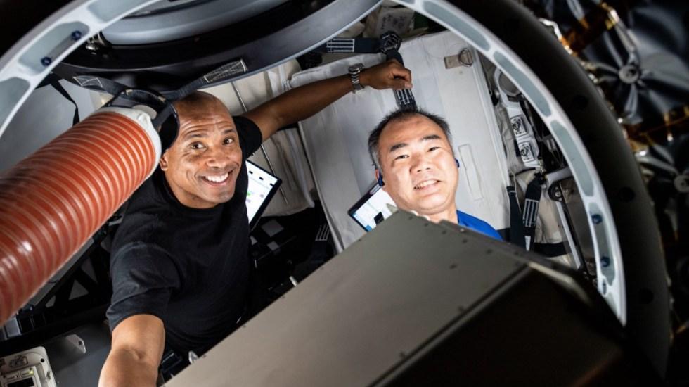Cápsula Dragon, de Space X, traerá a la Tierra una caja de botellas de vino - Foto de @ISS_Research