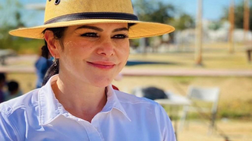 """""""Te la voy a regresar"""", diputada de Morena amenaza a periodista por informar que celebró fiesta - Foto de Facebook Carmen Lilia Canturosas"""
