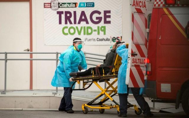 México roza las 150 mil muertes por COVID-19; registró 10 mil 872 mil casos nuevos y 530 defunciones en las últimas 24 horas - Foto de EFE