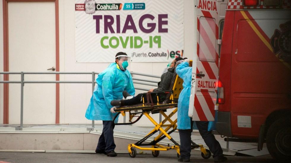 Comienza la vacunación masiva contra COVID-19 en México en pleno pico de contagios y muertes - Foto de EFE