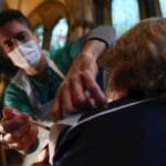 Reino Unido alcanza 5 millones de dosis aplicadas
