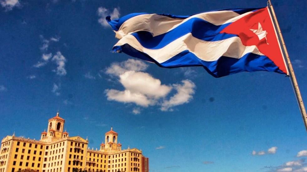 """Cuba califica de """"hipócrita"""" su regreso a lista de patrocinadores del terrorismo - Foto de Twitter @BrunoRguezP"""