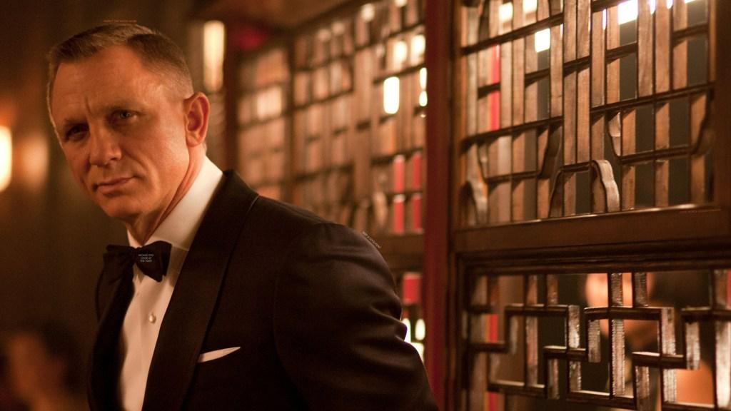 Los estrenos más esperados de Hollywood para 2021 - Daniel Craig como James Bond. Foto de @007