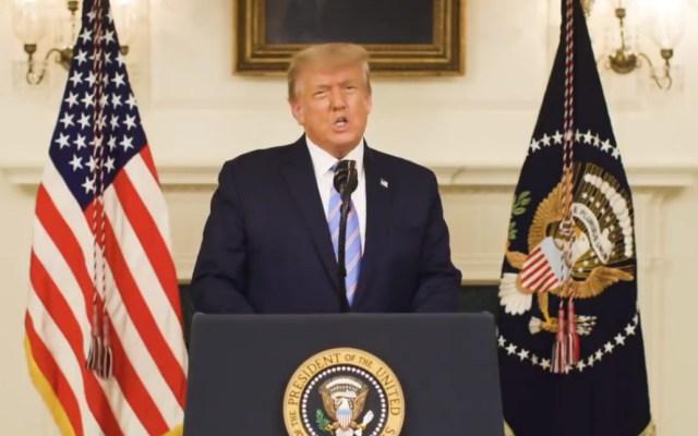 """#Video """"Mi atención ahora se centra en asegurar una transición fluida"""", asegura Trump - Donald Trump Estados Unidos 0701020211"""