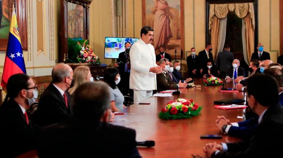 EE.UU. padece lo que ha generado en otros países, expresa Venezuela por toma del Capitolio - EE.UU. padece lo que ha generado en otros países, expresa Gobierno de Venezuela. Foto Twitter @NicolasMaduro