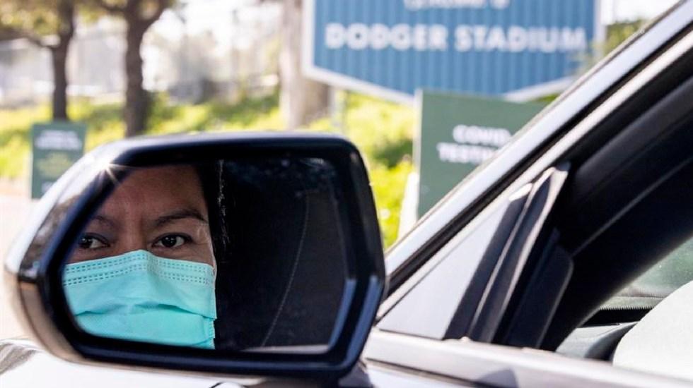EE.UU. registró 3 mil 674 muertes y más de 236 mil contagios de COVID-19en las últimas 24 horas - EE.UU. reporta 3 mil 674 muertes y 236 mil 601 nuevos contagios de COVID-19 en menos de 24 horas. Foto EFE
