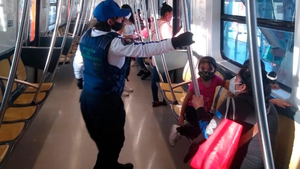 Servicio en Línea 3 del Metro se restablecerá este lunes - El servicio de la Línea 3 del Metro será restablecido este lunes con 15 trenes: GCDMX. Foto Twitter @MetroCDMX