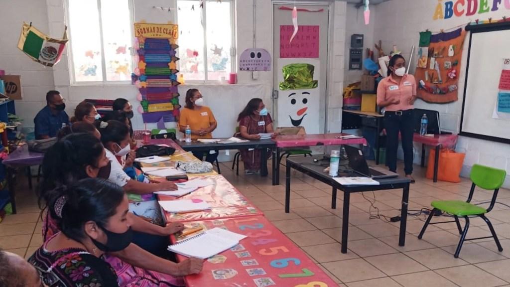 Regreso a clases presencial será en Semáforo Verde, de manera gradual y voluntario, reitera SEP - Foto de Secretaría de Educación de Guerrero