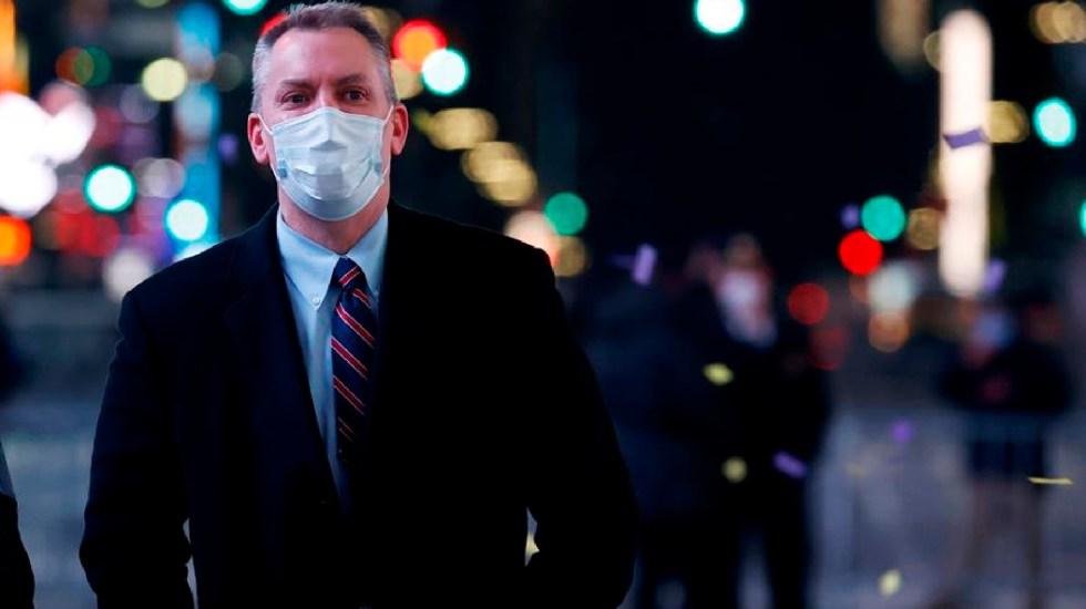 Estados Unidos registra mil 506 muertes y 232 mil 841 nuevos contagios en menos de 24 horas - Estados Unidos registra mil 506 muertes y 232 mil 841 nuevos contagios en menos de 24 horas. Foto EFE