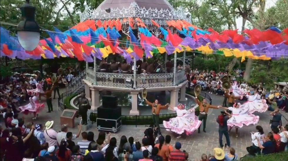 Cancelan Feria Nacional de San Marcos por COVID-19 - Evento de la Feria Nacional de San Marcos. Foto de @ferianacionaldesanmarcosoficial