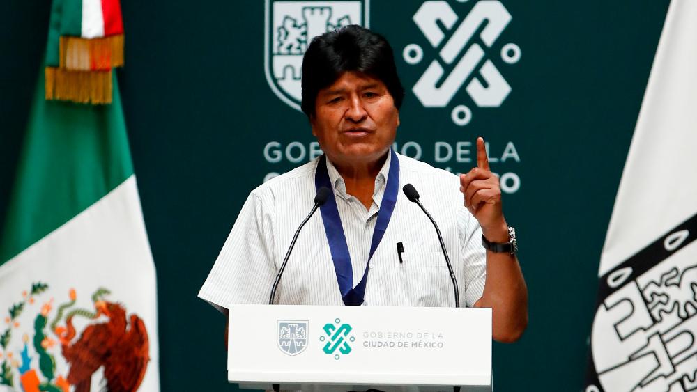 La tradición mexicana que invoca López Obrador para ofrecer asilo a Assange - Foto de EFE
