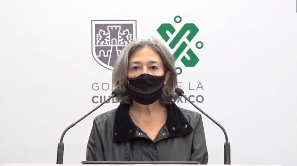 Sindicato del Metro denuncia a Florencia Serranía por colapso en Línea 12 - Florencia Serranía, directora del Metro CDMX. Captura de pantalla