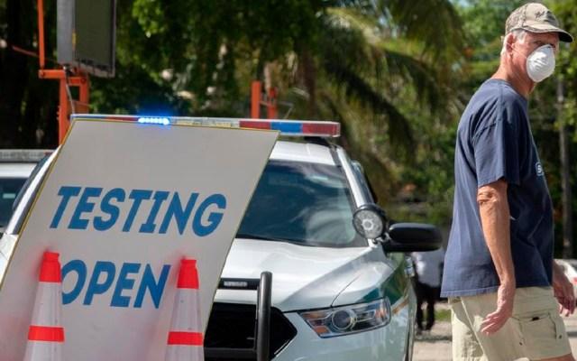 Florida encabeza en Estados Unidos casos de cepa británica de COVID-19 - Florida encabeza en Estados Unidos casos de la cepa británica de COVID-19. Foto EFE