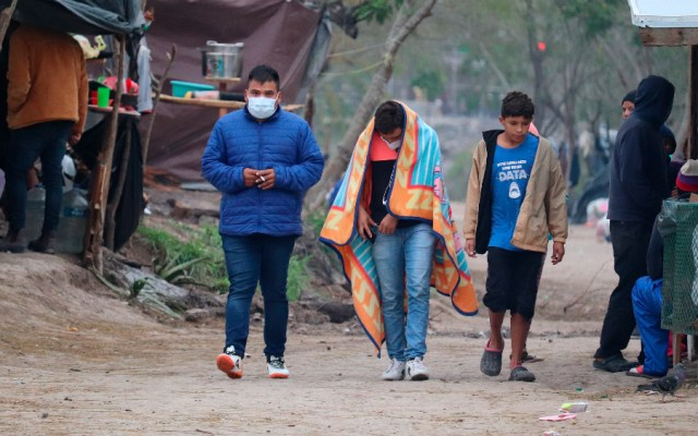 México pronostica ambiente muy frío con heladas en el norte y centro del país - Foto de EFE