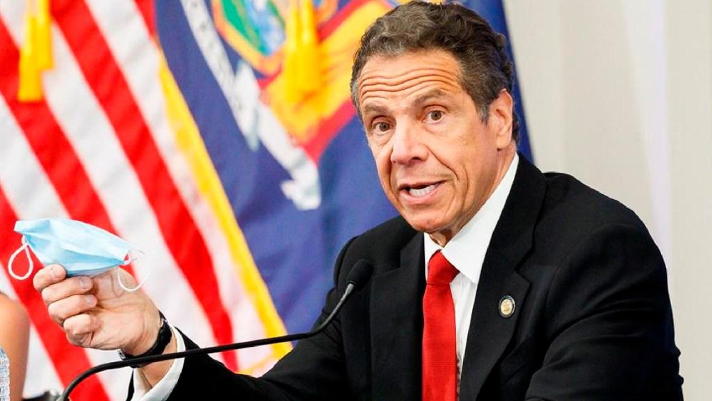 Gobernador de NY no se pondrá vacuna contra COVID-19 hasta que minorías no accedan a ella - Gobernador de NY no se pondrá vacuna contra COVID-19 hasta que comunidades negras, hispanas y pobres no accedan a ella. Foto EFE