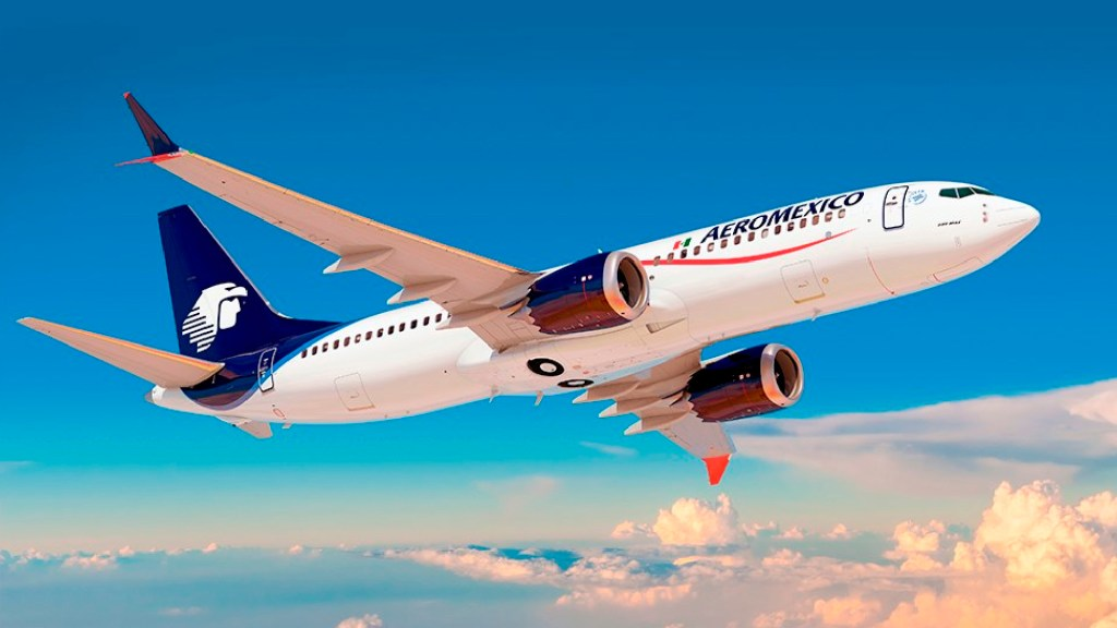 Aeroméxico suspenderá vuelos a Canadá tras prohibición por COVID-19 - Grupo Aeroméxico suspenderá vuelos a Canadá a partir del 8 de febrero y hasta el 30 de abril. Foto Facebook Aeromexico