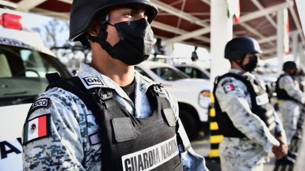 Asesinan a elemento de la Guardia Nacional en la Ciudad de México - Foto de Guardia Nacional