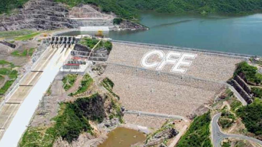 CFE invertirá mil millones de dólares en 14 hidroeléctricas - hidroeléctricas cfe