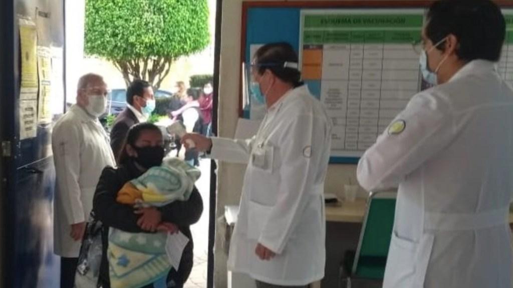 Hospital Infantil de México, Federico Gómez, suspende consulta externa; atenderá a pacientes de COVID-19 - Foto de Hospital Infantil de México