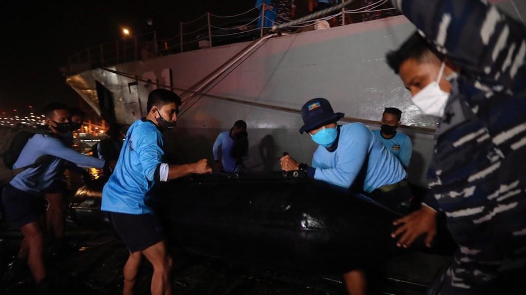 Indonesia confirma caída de Boeing 737-524 en el mar frente a la costa de Yakarta con 62 personas a bordo - Foto de EFE