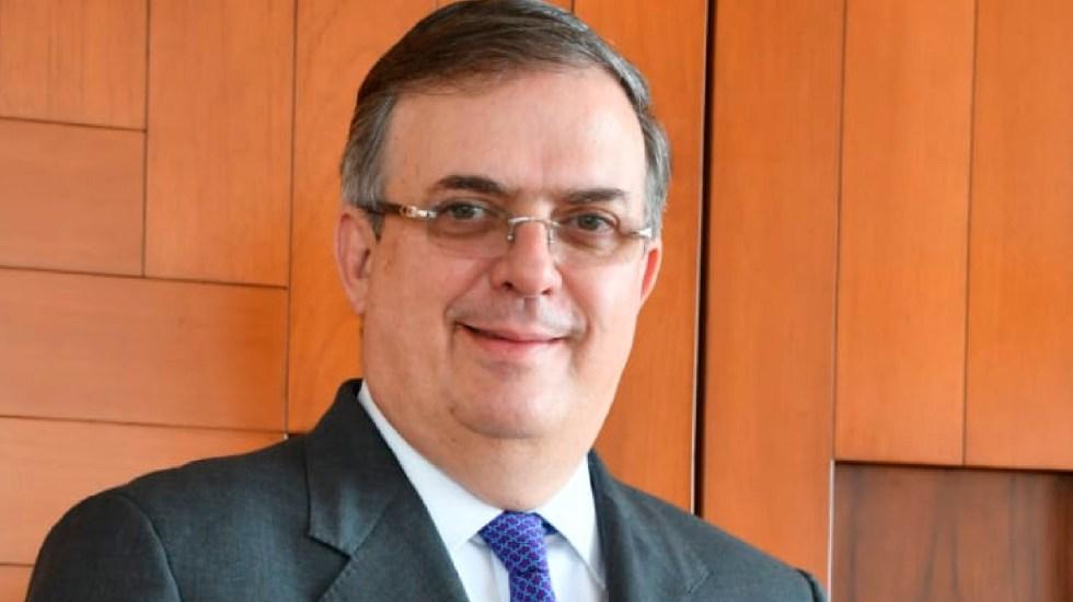 Marcelo Ebrard conversa con nuevo secretario de Estado de EE.UU.; inician  labores para mejorar relación bilateral