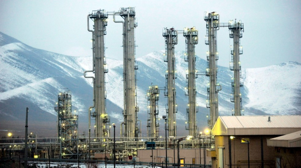 Irán se aparta del acuerdo nuclear por las presiones de EE.UU., según Rusia - Foto de EFE