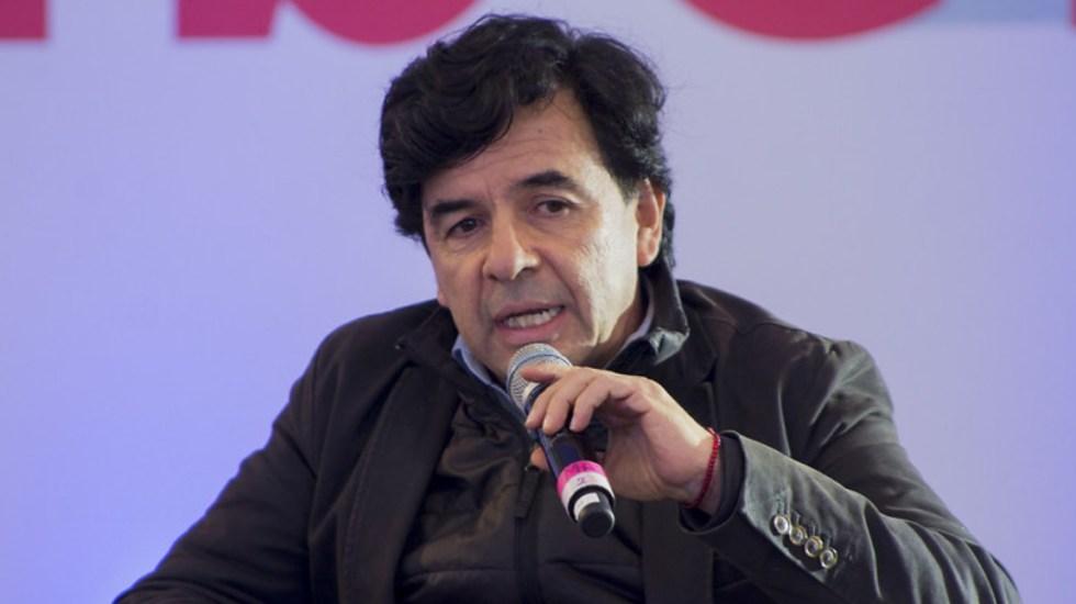 Jesús Ramírez, vocero de Presidencia, da positivo a COVID-19 - Jesús Ramírez Cuevas. Foto de Gobierno de México