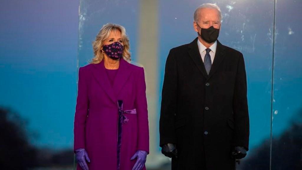 Joe Biden llega a Washington para tomar las riendas de un país en crisis - Joe Biden llega a Washington para tomar las riendas de un país en crisis por pandemia y división política. Foto EFE
