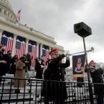 Estados Unidos logra transferir el poder presidencial en paz. Así inició la era Biden - Joe Biden Washington Casa Blanca investidura