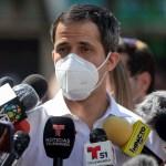 Juan Guaidó denuncia que hay una persecución contra su partido - Juan Guaidó
