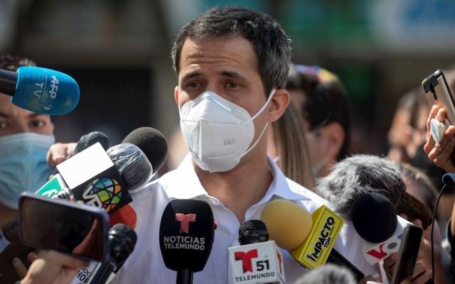 Juan Guaidó pide la liberación de Alexéi Navalni y llama a acción mundial - Juan Guaidó