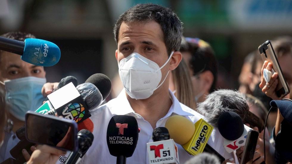 Guaidó agradece a EE.UU., Canadá y UE por el apoyo a negociación con Maduro - Juan Guaidó