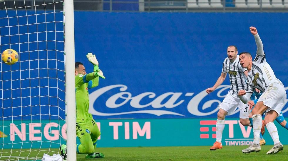 Juventus se proclama campeón de la Supercopa con goles de Cristiano Ronaldo y Álvaro Morata - Juventus se proclama campeón de la Supercopa con goles de Cristiano Ronaldo y Álvaro Morata. Foto Twitter @juventusfc