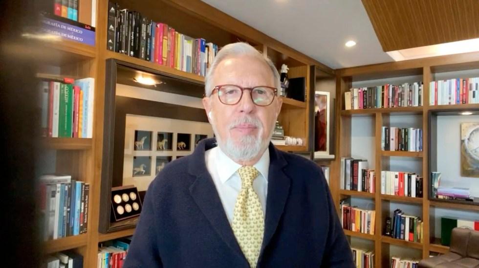 Joaquín López-Dóriga lidera los noticieros de la tarde en México; Radio Fórmula creció en rating 16 por ciento en 2020 - López-Dóriga lidera los noticieros de la tarde en México; Radio Fórmula creció en rating 16 por ciento en 2020. Foto Twitter @lopezdoriga