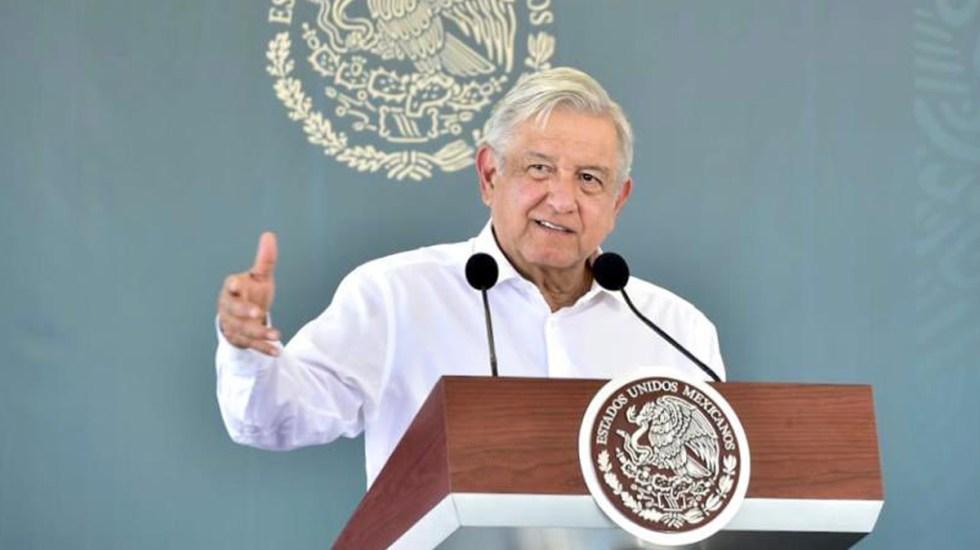 Entrega Aeroméxico lista de pasajeros de vuelo que transportó a AMLO - López Obrador. Foto de @GobiernoMX