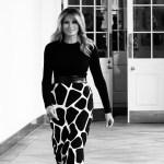 """#Video """"Debemos centrarnos en todo lo que nos une"""", pide Melania Trump a estadounidenses antes de dejar la Casa Blanca"""