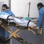 México registró en las últimas 24 horas mil 71 muertes por COVID-19