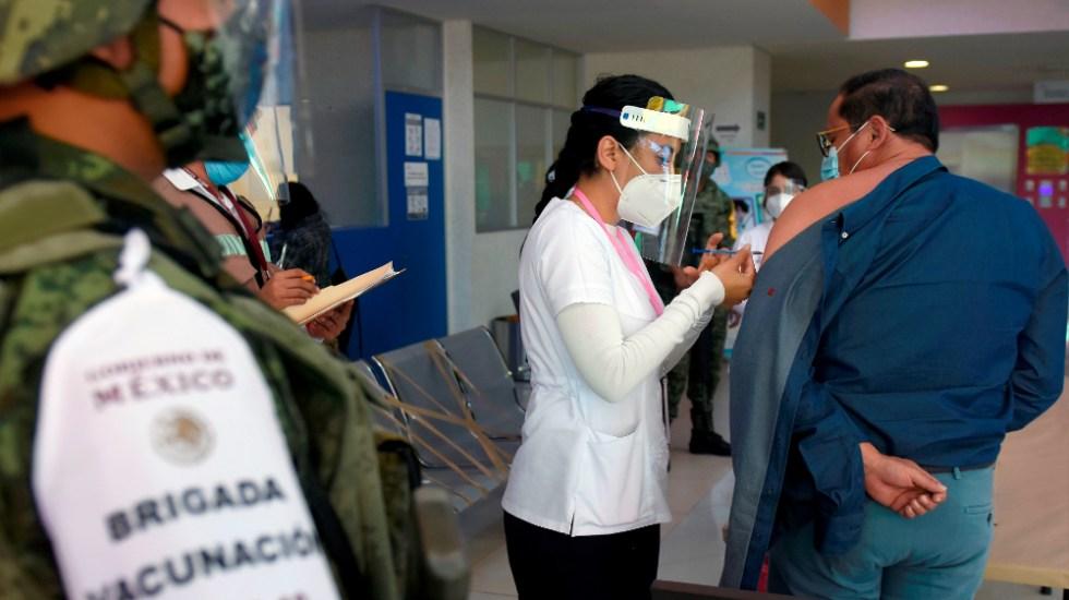 Se deben mantener medidas sanitarias pese a vacunación contra COVID-19, asegura Sheinbaum - Foto de EFE