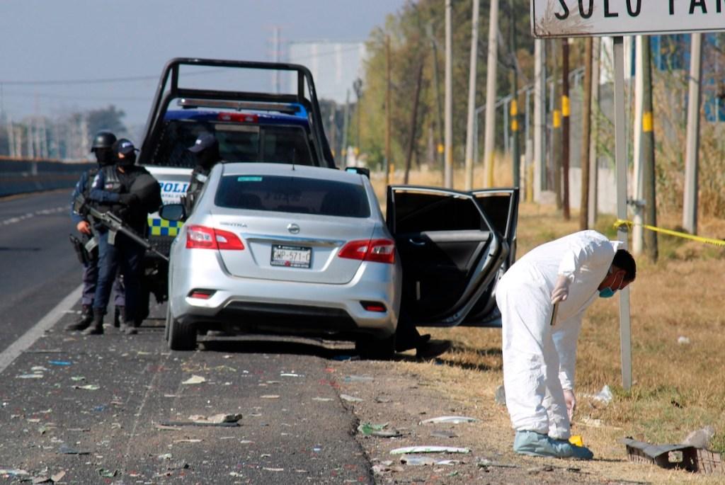 violencia México cárteles