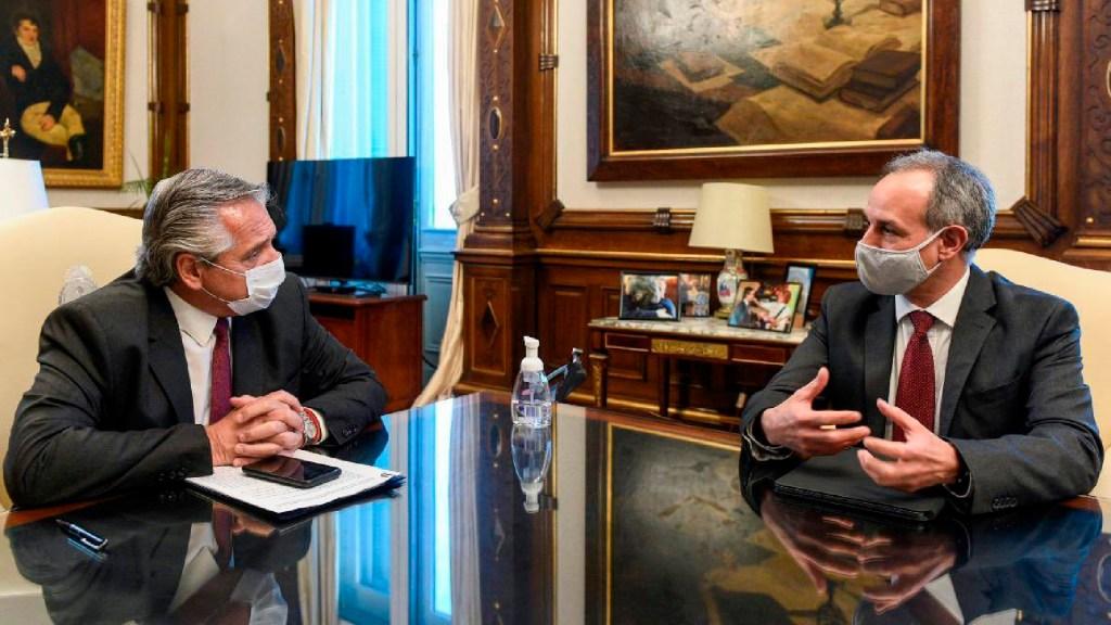 México analiza adquisición de vacuna rusa contra COVID-19; López-Gatell intercambia datos con Argentina - México y Argentina trabajan en misión de intercambio sobre vacunas contra COVID-19. Foto Twitter @HLGatell