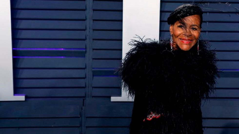 Murió a los 96 años la actriz Cicely Tyson, icono afroamericano de Hollywood - Murió a los 96 años la actriz Cicely Tyson, icono afroamericano de Hollywood. Foto EFE