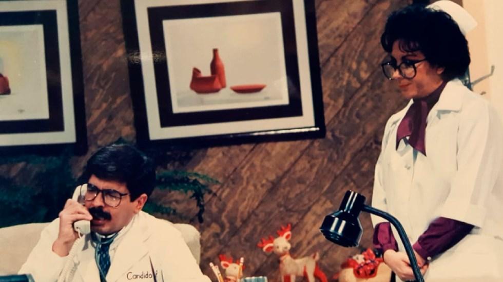 Murió la actriz Guadalupe Vázquez, reconocida por papel de enfermera en 'Doctor Cándido Pérez' - Murió la actriz Guadalalupe Vázquez, la enfermera del 'Doctor Cándido Pérez'. Foto Twitter @JORGEODEPINEDO