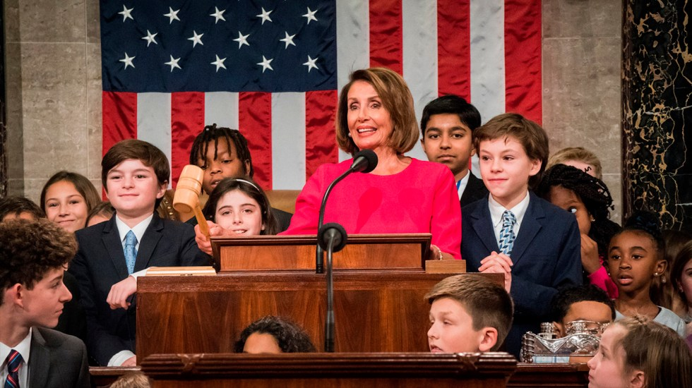 Nancy Pelosi resulta reelegida como presidenta de la Cámara Baja de EE.UU. - Nancy Pelosi resulta reelegida como presidenta de la Cámara Baja de EE.UU. Foto https://www.speaker.gov/