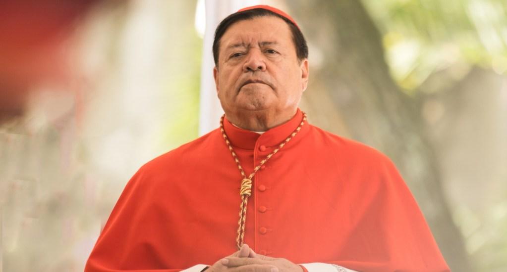Cardenal Norberto Rivera reacciona positivamente a tratamientos: Arquidiócesis - Norberto Rivera cardenal