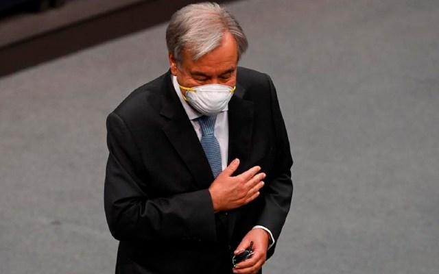 ONU pide usar pandemia de COVID-19 para construir mundo más justo y saludable - ONU pide usar pandemia de COVID-19 para construir mundo más justo y saludable. Foto EFE
